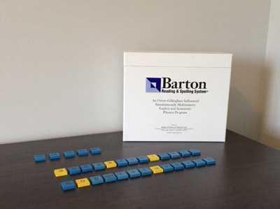 The Barton Reading and Spelling System